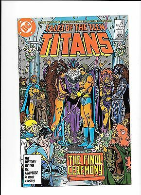 Tales of the Teen Titans #76 (Apr 1987, DC)