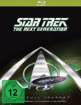 Star Trek - The Next Generation - Die komplette Serie - Gesamtbox # BLU-RAY-NEU