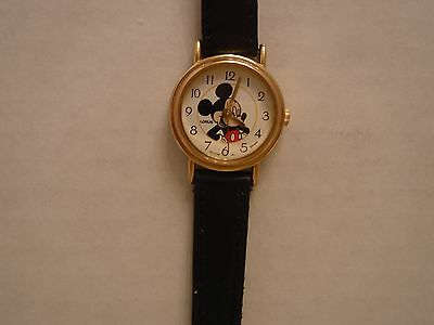 Ladies LORUS Disney Mickey Mouse Profile Watch. Running. V501-6R30 Hong Kong