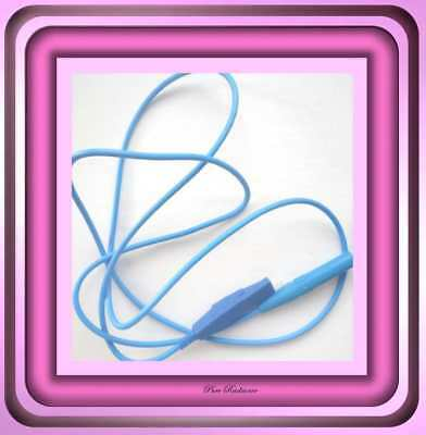 New! Ionithermie Blue Wire Lead For MIT Machine For Cellulite Treatments x 1
