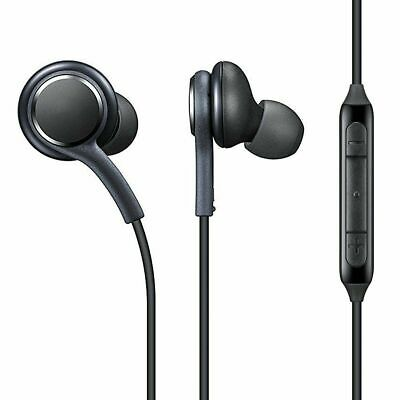 OEM Earphone Headset Earbuds W/Mic For Samsung Galaxy Note 8 S8 S8+ S7 Edge