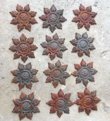"6"" Heavy Cast Iron Steel Decorative Metal For Fence or Crafts"