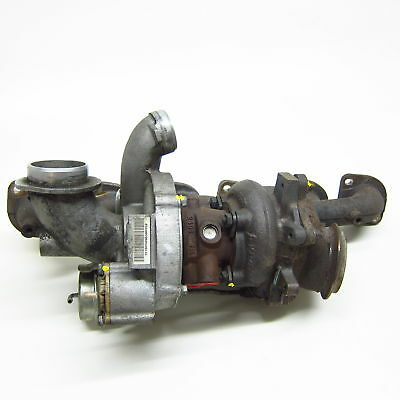 turbocharger koppelingen Mercedes W220 C215 R230 600 A2750901280