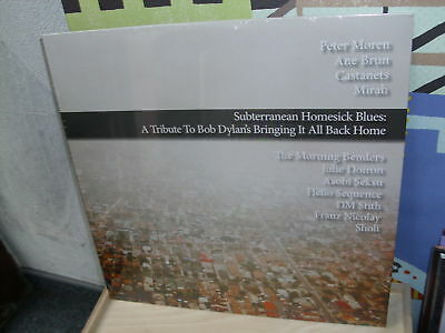 V/A - A Tribute To Bob Dylan - LP Vinyl /// Neu & OVP