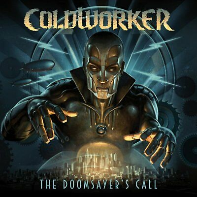 Coldworker The Doomsayers Call 2012 Cd Death Metal New