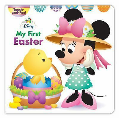 Disney Baby My First Easter (Board Book)
