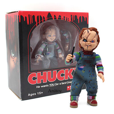 2018 NEW Scary Bride Of Chucky 10cm the Doll Killer Child's Play Action Figure