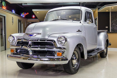1955 Chevrolet 3100 5 Window Deluxe Pickup Frame Off Restored! ALL Steel, 216ci I6, 3-Speed Manual, Oak Bed, Documented!