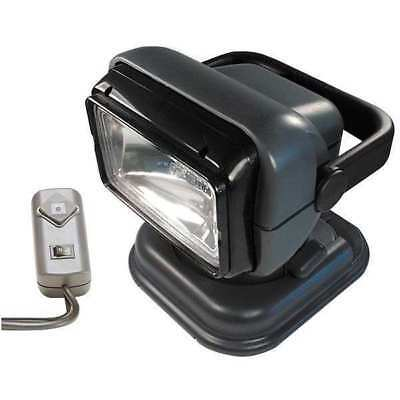 Spotlight,Remote-Controlled,Charcoal GOLIGHT 5149
