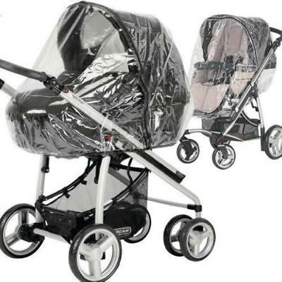 Raincover To Fit Mothercare Orb All Terrain Pram And Pushchair