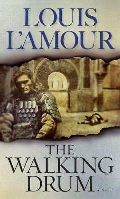 Walking Drum by Louis L'Amour   Mass Market Paperback Book   9780553280401   NEW