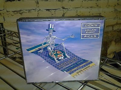 Dick's Picks, Vol. 8 by Grateful Dead CD, 1997, 3 Discs, Harpur College 1970