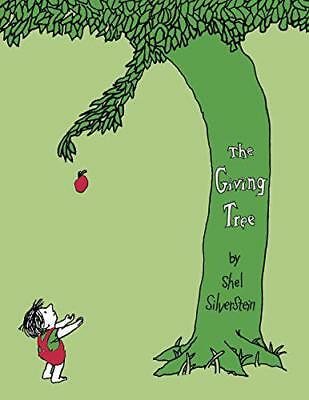 The Giving Tree by Shel Silverstein | Hardcover Book | 9781846143830 | NEW