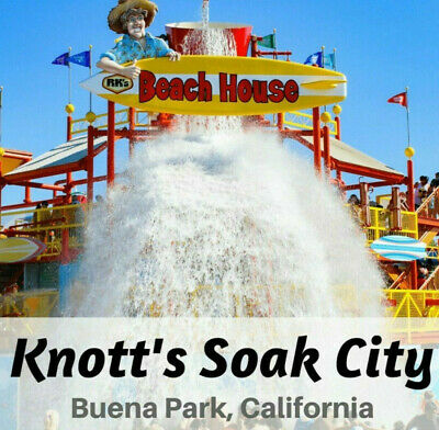Knott's Soak City Tickets $36  A Promo Discount Savings Tool