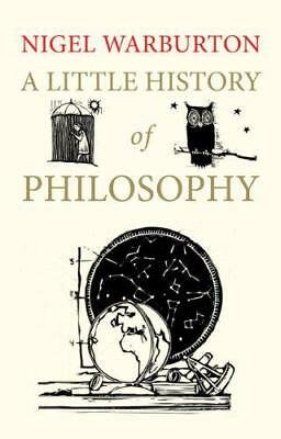 A Little History of Philosophy by Warburton, Nigel | Paperback Book | 9780300187