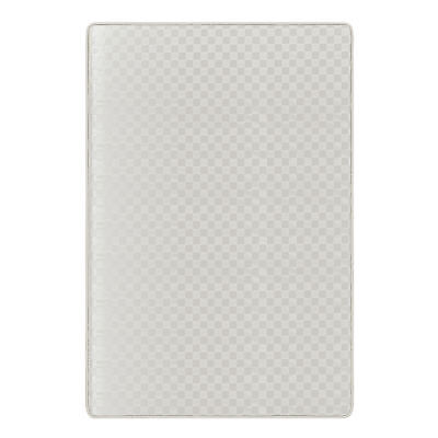 New Dream On Me 2-in-1 Breathable Two-Sided 3 inch Portable Crib Foam Mattress -