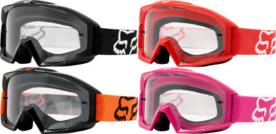 Fox Racing Youth Main Goggles Local Stock