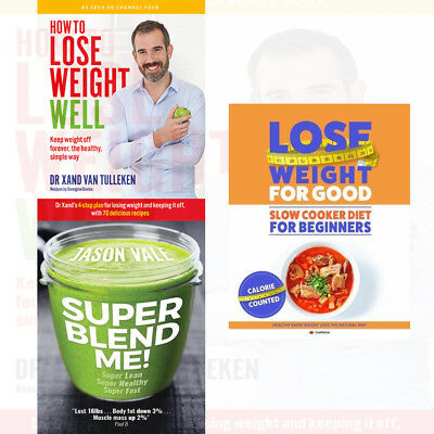 How To Lose Weight For Good: Slow Cooker Diet  3 Books Collection Set NEW BRAND