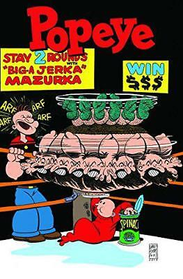 Popeye Volume 3 by Langridge, Roger | Paperback Book | 9781613776858 | NEW