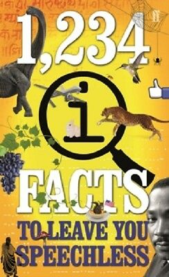 1234 QI FACTS TO LEAVE YOU SPEECHLESS / JOHN LLOYD et al	9780571329830