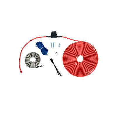 Rockford 10 Awg Power Installation Kit