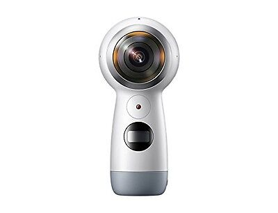 Samsung Gear 360 Grad Kamera  (2017) white SM-R210 Panorama Videos Fotos NEU