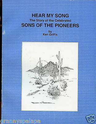 Hear My Song-Story of the Celebrated Sons Of The Pioneers-Country Music-