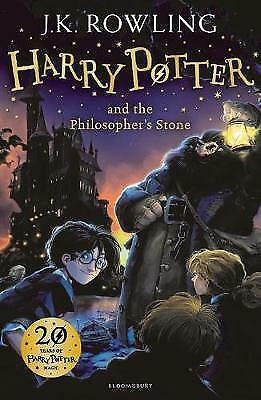 Harry Potter and the Philosopher's Stone: 1/7 (Harry Potter 1) by Rowling, J.K.