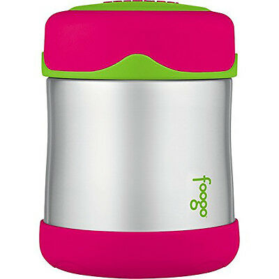 Thermos 10 oz. Kid's Foogo Insulated Stainless Steel Food Jar - Watermelon/Green
