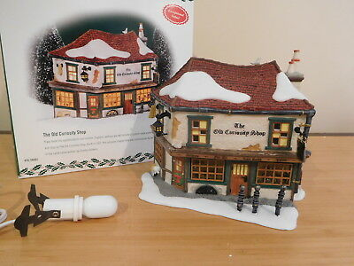 Dept 56 Dickens Village - The Old Curiosity Shop - New Version