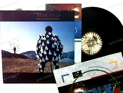 Pink Floyd - Delicate Sound Of Thunder Europe 2LP 1988 FOC + Innerbag /5