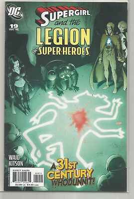 Supergirl And The Legion Of Super-Heroes # 19 * Near Mint *