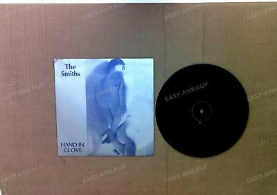 "The Smiths - Hand In Glove 7"" Single UK1983, rare version, no label A side /3"
