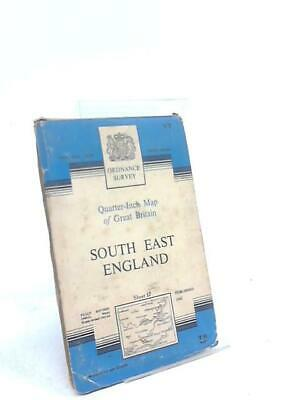 Ordnance Survey Quarter inch sheet 17 South East Engla (Anon - 1962) (ID:69736)