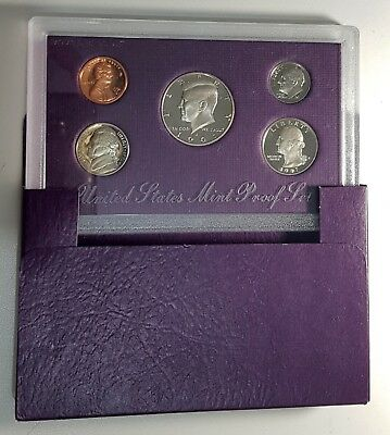 1991 US United States Mint Proof Set GEM FDC Coins - Full Mint Packaging