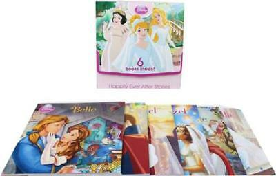 Disney Princess Happily Ever After Stories Story Box by Disney   Paperback Book