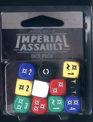 Star Wars Imperial Assault Dice (Würfel)  - Fantasy Flight Games