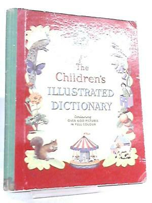 The Children's Illustrated Dictionary Unknown Book 83600