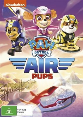 Paw Patrol Air Pups DVD NEW Region 4