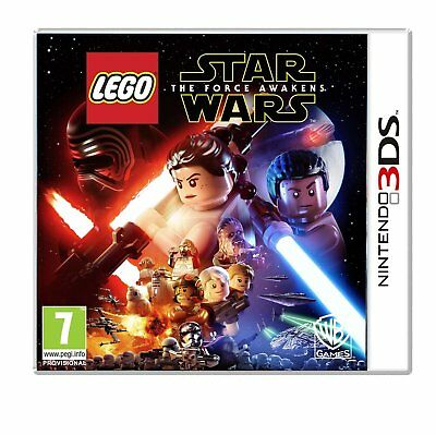 LEGO Star Wars: The Force Awakens (3DS)  BRAND NEW AND SEALED - QUICK DISPATCH