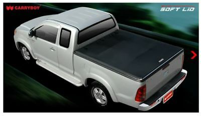 Laderaumabdeckung Toyota Hilux Extracab Softcover Softlid Plane Carryboy