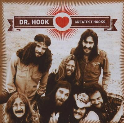 Dr. Hook - Greatest Hooks - Damaged Case