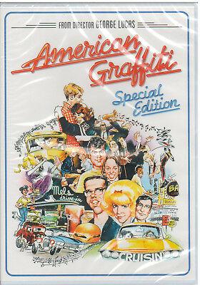 AMERICAN GRAFFITI (DVD, 2011, Special Edition) NEW
