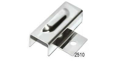 1955 1956 1957 Chevy #2510 Polished Stainless BALLAST RESISTOR COVER - New