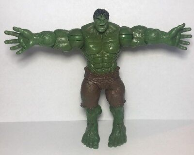 "Hasbro Marvel Universe 2007 Mega Clap The Incredible Hulk 6"" Action Figure Loose"
