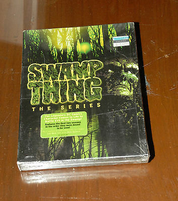 Swamp Thing Dvd Complete Series New In Shrink Dc Comics Len Wein Elemental
