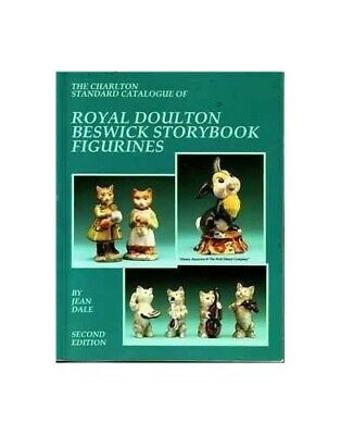 The Charlton Standard Catalogue of Royal Doulton Bes... by Dale, Jean 0889681457