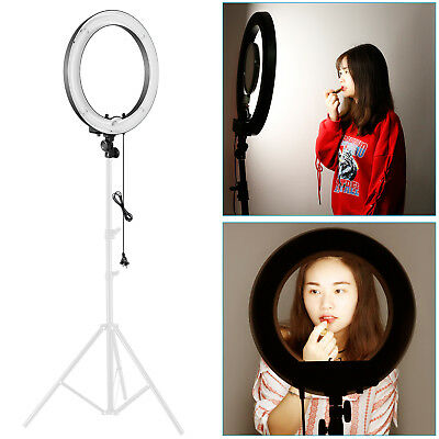 "Neewer Dimmable Fluorescent Ring Light 18"" Studio Photo/Video Ring Flash Light"