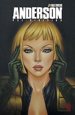 Judge Dredd: Anderson, Psi-Division by Critchlow, Carl | Paperback Book | 978163
