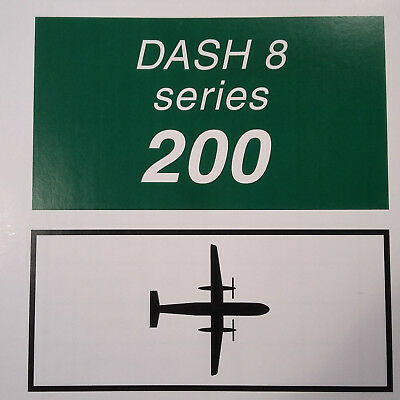 Bombardier Dash 8 Series 200 QRH Quick Reference Handbook